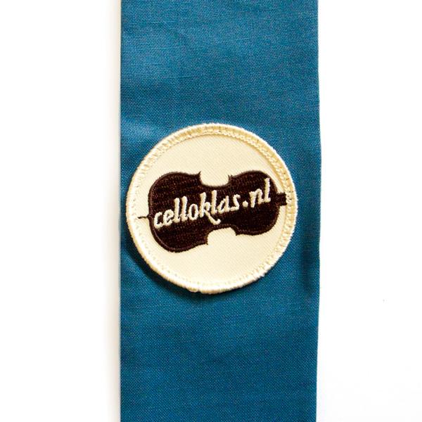 Cello Strijkstokhoesje 'blauw'