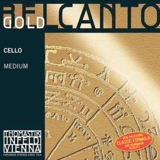 Thomastik Belcanto Gold cellosnaren set 4/4