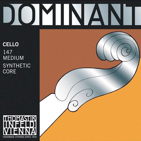 Thomastik Dominant cellosnaren 4/4 set
