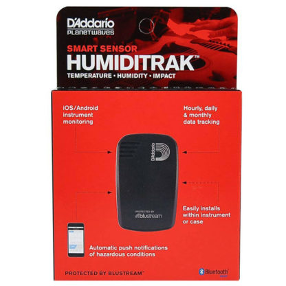 humiditrak luchtvochtigheid temperatuur en impact monitoren