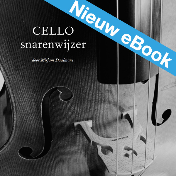 Snaarwijzer cello ebook