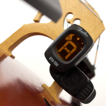 Cello stemapparaat BTU-150 te laag
