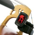 Cello stemapparaat BTU-150 te hoog