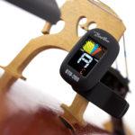 Stemapparaat cello plus te hoog gestemd