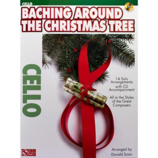 Baching Around the Christmas Tree Cello