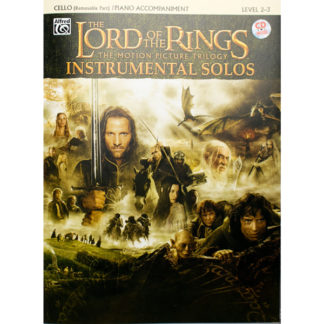 The Lord of the Rings Trilogy Instrumental Cello Solos