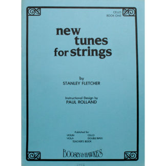 New Tunes for Strings by Stanley Fletcher