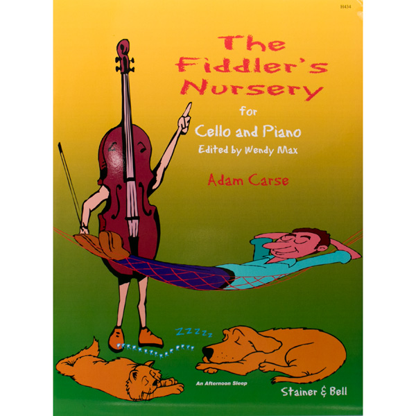 The Fiddler's Nursery for Cello and Piano