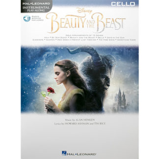 Disney Beauty and the Beast for cello