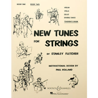 New tunes for Strings Book Two Stanley Fletcher
