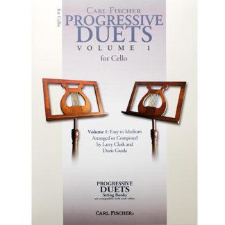Progressive Duets for Cello Volume 1 Carl Fischer