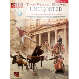 The Piano Guys Uncharted met MP3