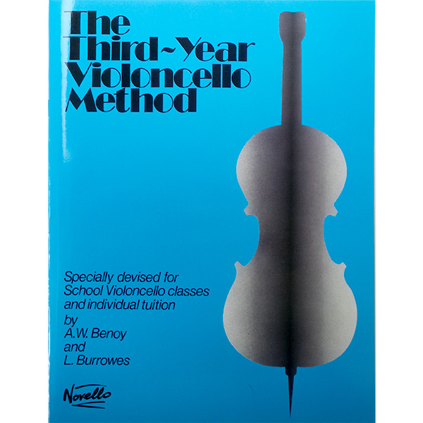 The Third-Year Violoncello Method