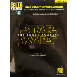 Star Wars - The Force Awakens - Cello book 2