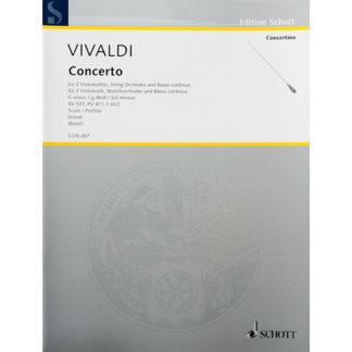 Vivaldi RV 531 partituur