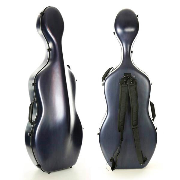Cellokoffer Starter Blauw