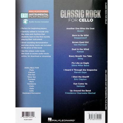 Classic Rock for Cello
