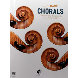 J.S. Bach Chorals voor cello