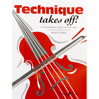 Technique Takes Off! Cello solo