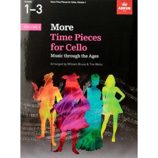 More Time Pieces for Cello Volume 1