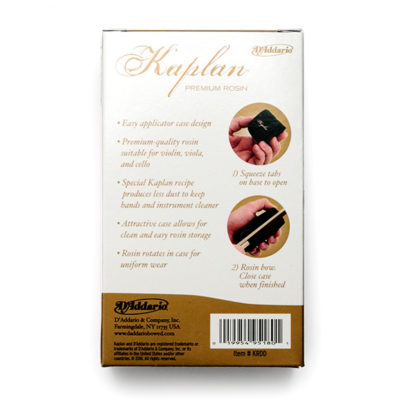 Cellohars d'Addario Kaplan Rosin
