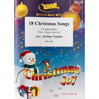 Christmas Songs 4 Violoncellos