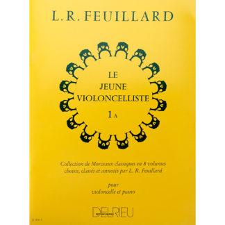 L.R. Feullard Le Jeune Violoncelliste 1A