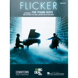 The Piano Guys Flicker for piano and cello