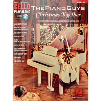 The Piano Guys Christmas Together voor Cello en piano