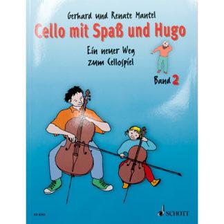 Cello mit Spass und Hugo - Band 2