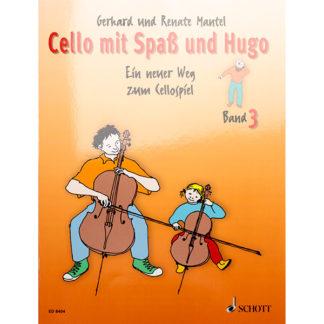 Cello mit Spass und Hugo - Band 3