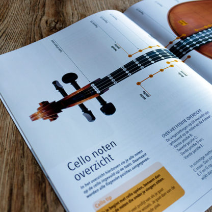 Cello Tips Magazine - Cellowinkel Celloklas 2018
