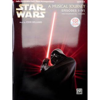 Star Wars A Musical Journey - Instrumental solos - Episodes I - VI - John Williams