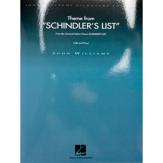 Theme from Schindler's List for Cello and Piano - John Williams