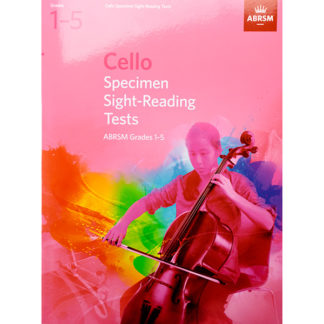 Cello Specimen Sight Reading Tests grades 1 - 5