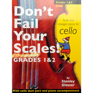 Don't fail your Scales grades 1 - 2
