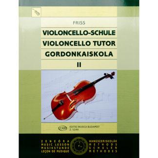 Friss Violoncello Schule II / 2