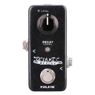 NUX NRV-2 Oceanic Reverb mini core pedaal