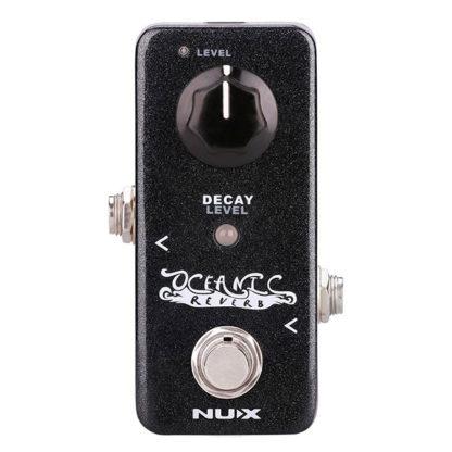 NUX NRV-2 Oceanic Reverb mini core pedaal