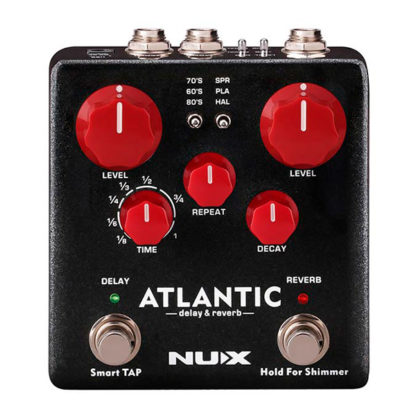 NUX Atlantic delay & reverb NDR-5