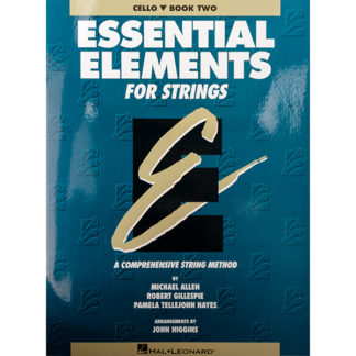 Essential Elements for Strings Cello Book two 2