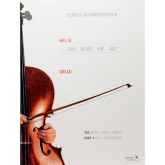 Hello Cello Part 1 Folk Blues Pop Jazz