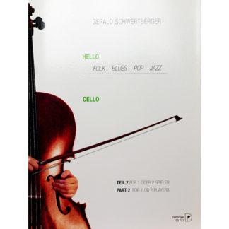 Hello Cello Folk Blues Pop Jazz Part 2