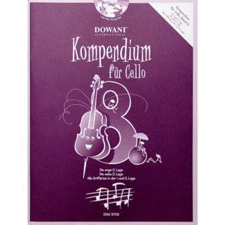 Kompendium für Cello 2