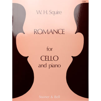 Romance for Cello and Piano W.H. Squire