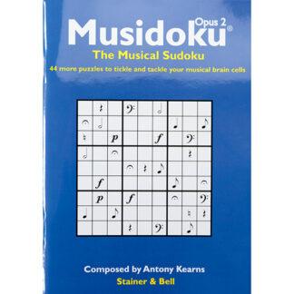 Musidoku Opus 2 The Musical Sudoku 44 puzzles