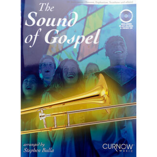 The Sound of Gospel for BC instruments (cello)