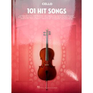 101 Hit songs Cello