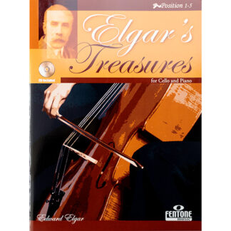 Elgar's Treasures for Cello and Piano