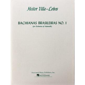 Villa-Lobos Bachianas Brasileiras No. 1 voor cello orkest